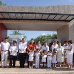 """La presidenta del DIF, Mariana Zorrilla De Borge, inaugura el jardín de niños """"Dora María Hoy Riveroll"""""""
