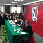 Confirman cambios de la dirigencia nacional del PRI