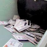 Audio nota: Más De 340 Mil Pesos Tirados A La Basura Por La Destrucción De Credenciales