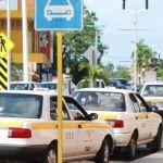 Disminuirán utilidades de los taxistas por la entrada de transporte público en la ciudad