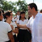 Son jóvenes, motor del desarrollo: José Luis Toledo Medina