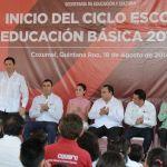 Respaldo total del Congreso a la educación: José Luis Toledo Medina