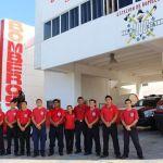 Apoya Voluntariado del Congreso a bomberos