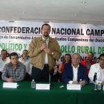 El Senador Manuel Cota Jiménez Es Ya Presidente Electo De La CNC