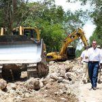 Invierte Gobierno del Estado más de 60 mdp en infraestructura carretera