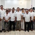 Mauricio Góngora reafirma su apoyo a productores agrícolas de nueva comunidad
