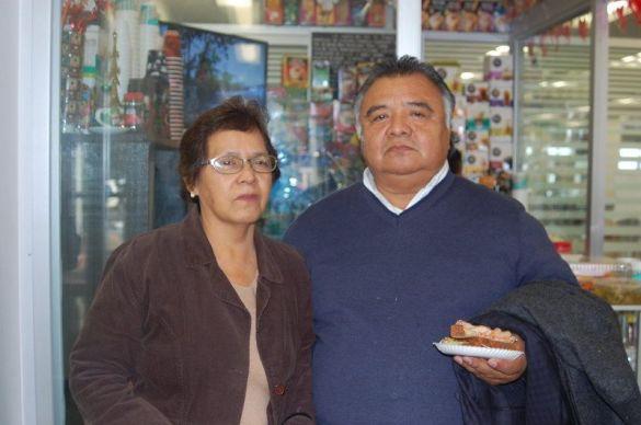 Mauro Rosas y Ana María Méndez ORIGEN: México Distrito Federal DESTINO: Chetumal Quintana Roo MOTIVO: retornaron después de participar en una reunión general con el centro nacional de transfusión sanguínea.