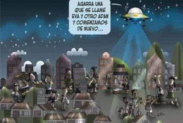 LEÓN: Operacion reinicio #caricatura