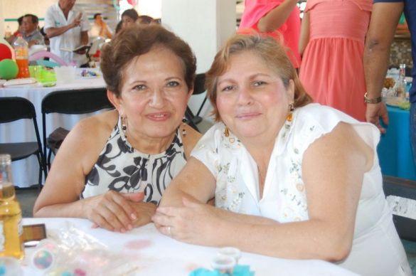 Leticia del Castillo y Ana Carrillo Vera