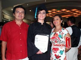 Carlos Ku Cahuich, Ángela Inés Ku Zapata y Leydi Zapata Bojórquez