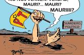 Pavlo: Patadas de ahogados