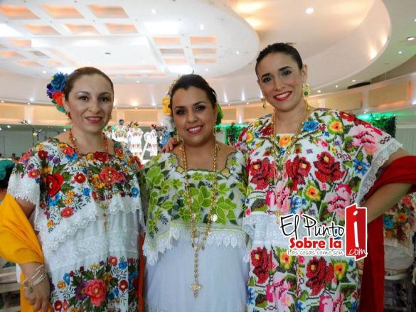 Gabriela Villanueva Sánchez, Geanina Rivera padilla y Blanca Pérez Alonso