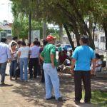 Ex trabajadores de la Comuna de FCP buscarán diálogo con la Alcaldesa