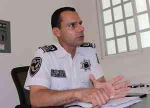 Michele Tanuz Cruz Director De Seguridad Pública De PM