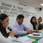 Prioridad atención de violencia de género en Quintana Roo