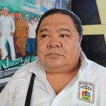 Abuchean al panista Mario Baeza en asamblea sindical, quiso sacar raja política