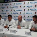 Presenta Cojudeq nueva directiva del club de fútbol Tigrillos de Quintana Roo