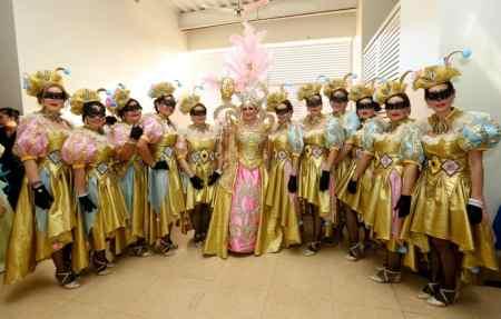 DIF - baile de carnaval de damas13