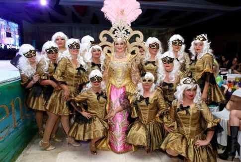 DIF - baile de carnaval de damas6