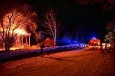 Vándalos provocan incendio múltiple en José María Morelos