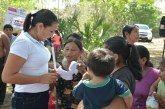 Lleva Paoly Perera Brigadas Presidenciales a comunidades