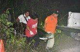 Aparatoso accidente deja saldo de un muerto en el tramo Zafa Rancho – José María Morelos