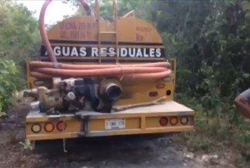 Empresario ecocida de Puerto Morelos atenta contra el medio ambiente
