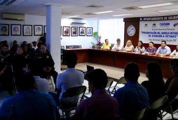Capacita Solidaridad a servidores públicos  para brindar atención a víctimas