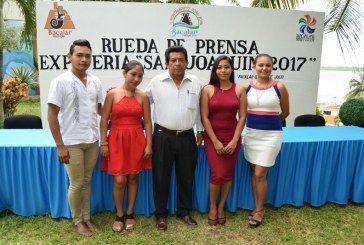 Todo listo para la Expoferia San Joaquín Bacalar 2017