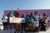 """Bolo II gana 4to Torneo de Pesca Internacional Femenil """"Dorada del Caribe"""" de Isla Mujeres"""