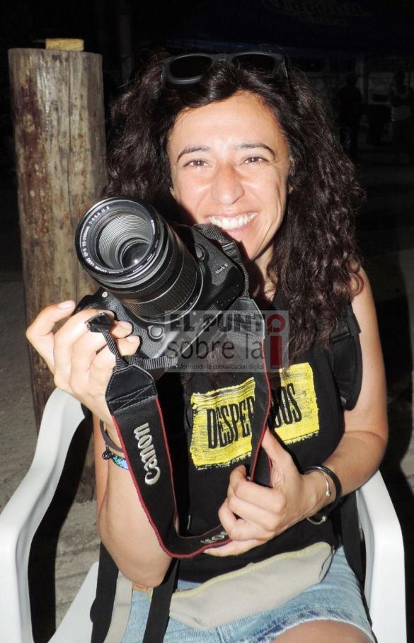 Isadela Calle, compañera fotógrafa de Cádiz, España.