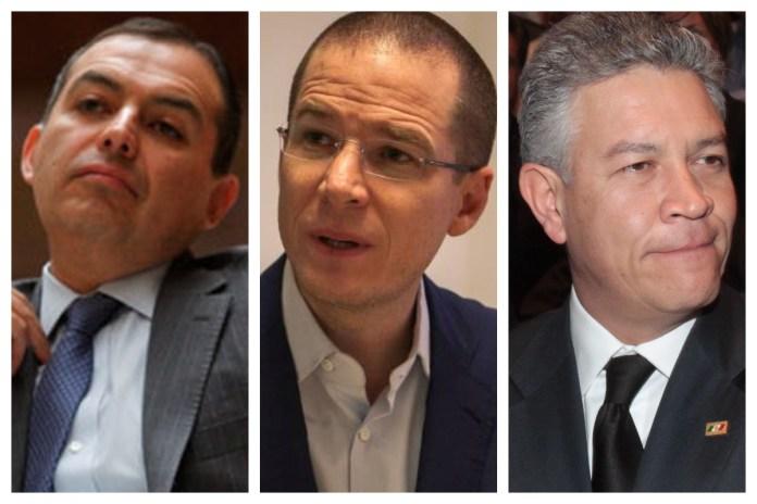 anaya-cordero-reforma-energeticaLa Fiscalía General de la República (FGR) denunció a los exsenadores, Ricardo Anaya, Ernesto Cordero, y a David Penchyna por el delito de asociación delictuosa.