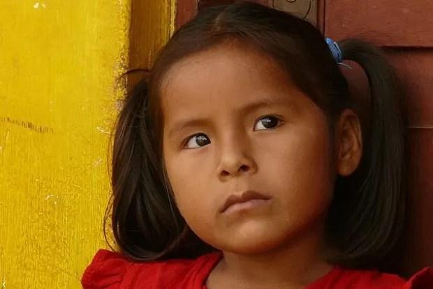 Resultado de imagen de niñas peruanas
