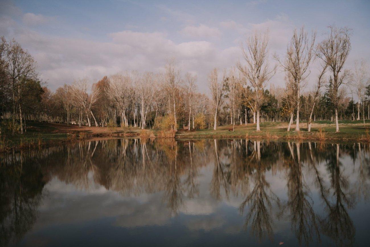 lago la farinera de sant lluis