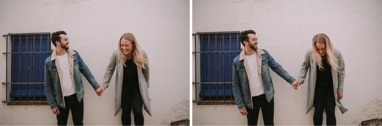 sesion de fotos de pareja