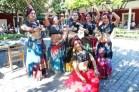 El viernes se realizará la intervención llamada Flashmob Worldwide de Danza del Vientre Tribal