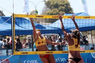 Liga Nacional de Vóleibol Playa 2018