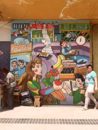 Luna Calquín – Mercado Modelo de Rancagua (Gentileza Luna Calquín).