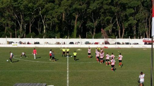 "Federal ""C"": Atlético Miramar igualó frente a Sportivo San Cayetano"