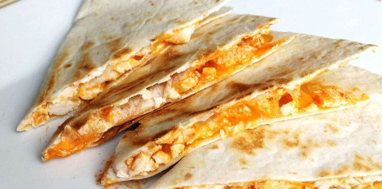 Quesadillas Mexicanas Receta