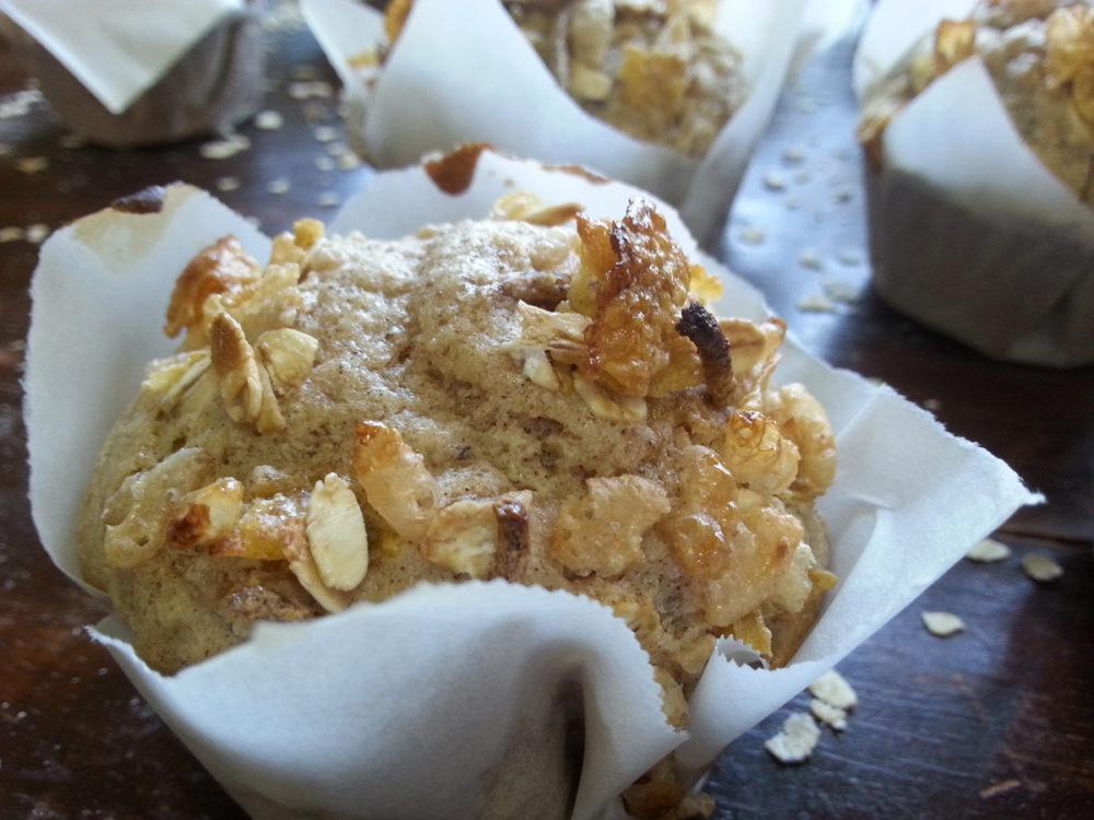 Cupcakes Desayuno