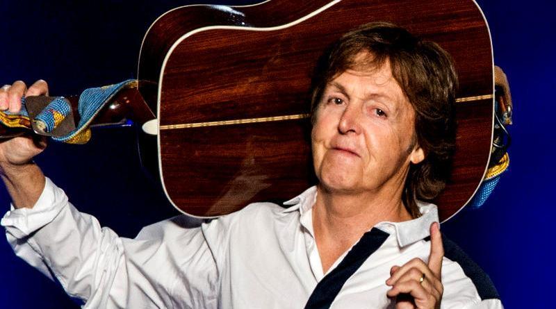 En junio cumple años Paul McCartney
