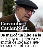 CARAMBA CARAMBULA