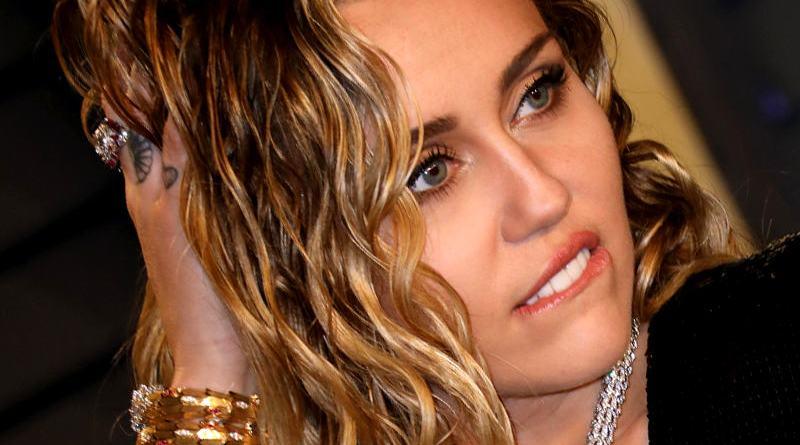 Miley Cyrus reaparece en la pantalla
