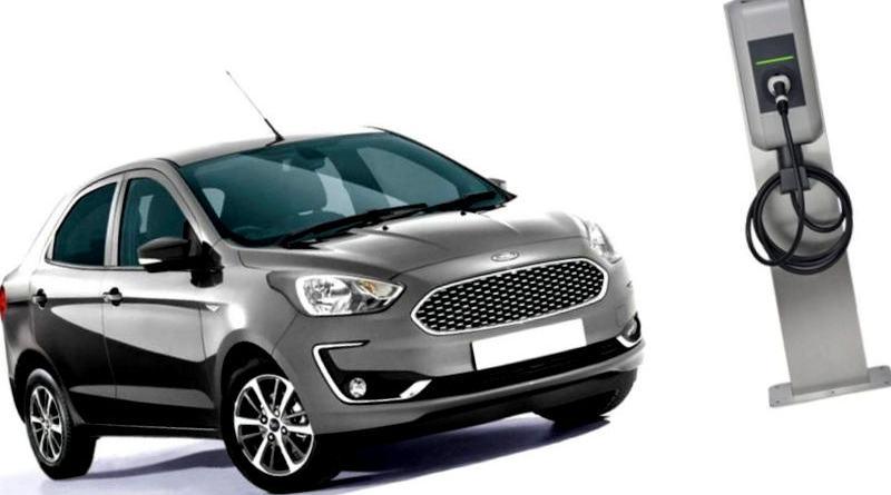 Ford lanza su nuevo eléctrico por 15 mil euros