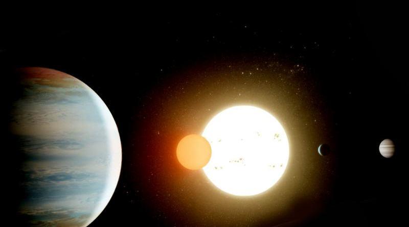 Tercer planeta en Kepler-47