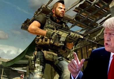 Trump culpa a videos juegos por homicidios