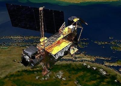Satelite que caera en la tierra
