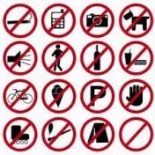 Prohibiciones para registrar una marca