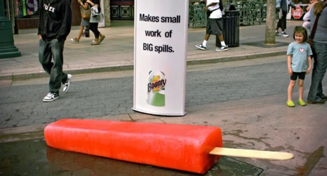 tipos de marketing de guerrilla